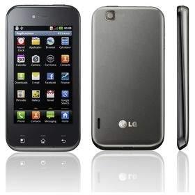 HP LG E730 Optimus Sol