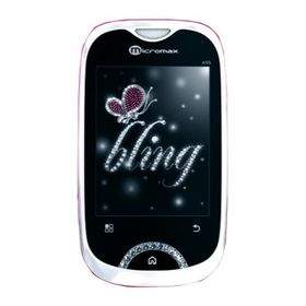 Handphone HP Micromax A55