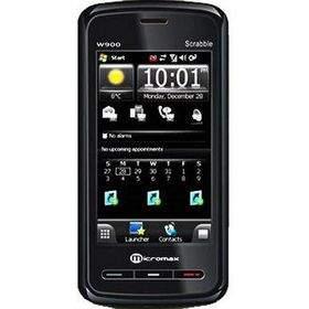 HP Micromax W900