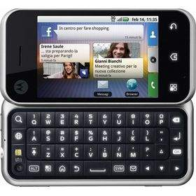 HP Motorola MB300 BACKFLIP