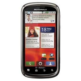 HP Motorola MB611 CLIQ 2