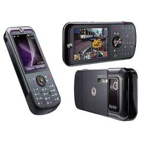 Feature Phone Motorola ZN5 MOTOZINE