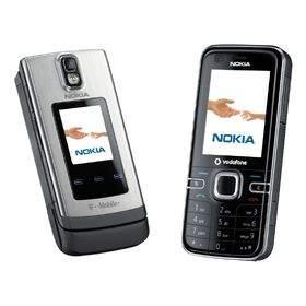 Feature Phone Nokia 6124 Classic