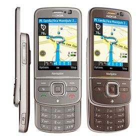 Feature Phone Nokia 6710 Navigator