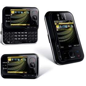 Feature Phone Nokia 6790 Surge