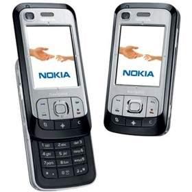 HP Nokia E65