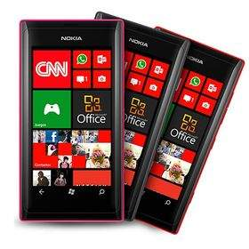 Handphone HP Nokia Lumia 505