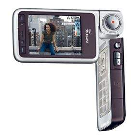 Feature Phone Nokia N93i