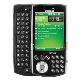 HP Samsung i760