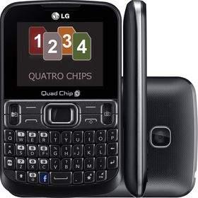 Handphone HP LG C299