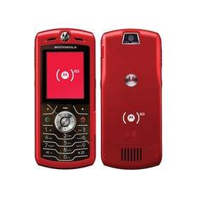 Feature Phone Motorola SLVR L7