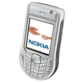 Feature Phone Nokia 6630