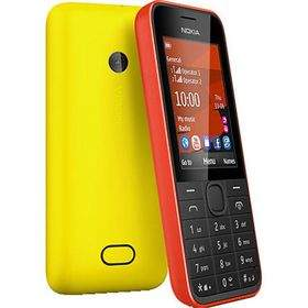 Feature Phone Nokia 208 Dual
