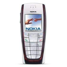 Feature Phone Nokia 6225 CDMA