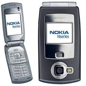 Feature Phone Nokia N71