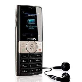 Feature Phone Philips Xenium 9@9K