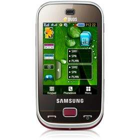 Feature Phone Samsung B5722 Duos