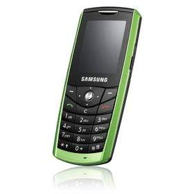 Feature Phone Samsung E200 Eco