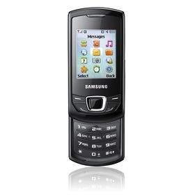 Feature Phone Samsung E2550 Monte Slider