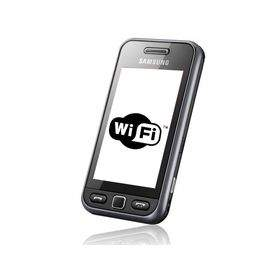 Feature Phone Samsung S5230W Star WiFi