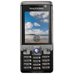 Feature Phone Sony Ericsson C702i