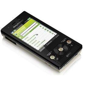 Feature Phone Sony Ericsson G705i