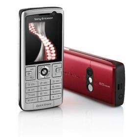 Feature Phone Sony Ericsson K610i
