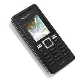 Feature Phone Sony Ericsson T250i
