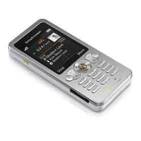 Feature Phone Sony Ericsson W302