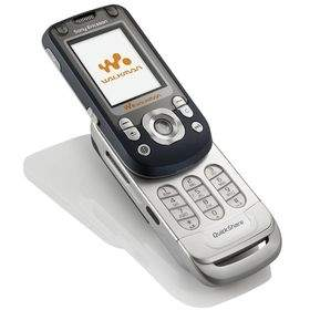 Feature Phone Sony Ericsson W550i