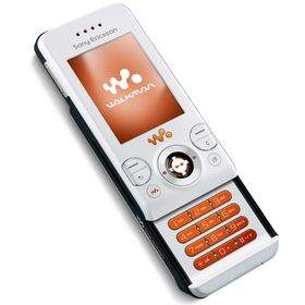 Feature Phone Sony Ericsson W580i