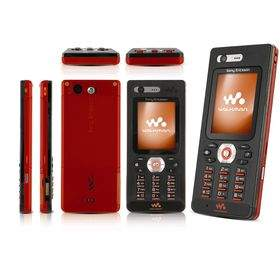 Feature Phone Sony Ericsson W880i