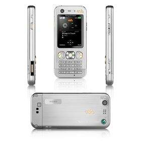 Feature Phone Sony Ericsson W890i