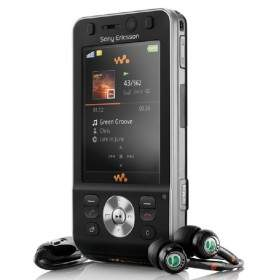 Feature Phone Sony Ericsson W910i
