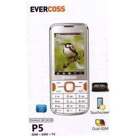 Feature Phone Evercoss P5