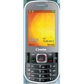 Feature Phone S-Nexian Touch n Type TV M5710