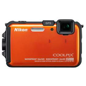 Kamera Digital Pocket Nikon COOLPIX AW100