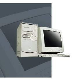Desktop PC Fujitsu DeskPower 8000