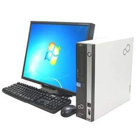 Desktop PC Fujitsu Esprimo D581