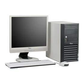 Desktop PC Fujitsu Esprimo P3510
