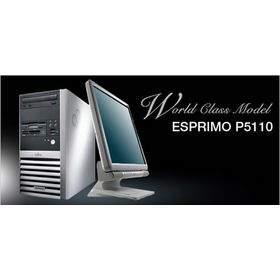 Desktop PC Fujitsu Esprimo P5110