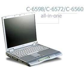 Laptop Fujitsu LifeBook C6598 / C6572