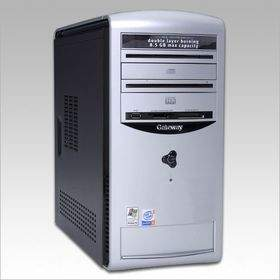 Desktop PC Gateway 817GM