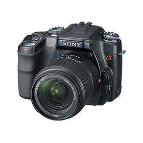 DSLR Sony A-mount DSLR-A100K