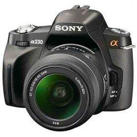 DSLR Sony A-mount DSLR-A230Y