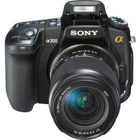 DSLR Sony A-mount DSLR-A300X