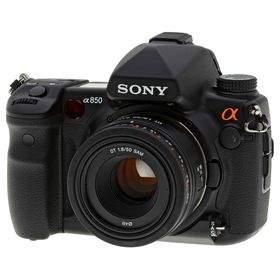 DSLR Sony A-mount DSLR-A850