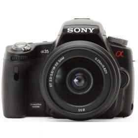DSLR Sony A-mount SLT-A35Y