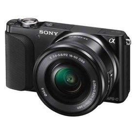 DSLR & Mirrorless Sony E-mount DSLR NEX-3NY