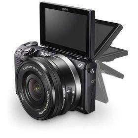 Mirrorless Sony E-mount NEX-5TY